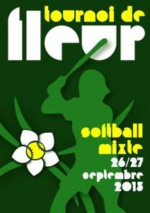 Tournoi de Fleur 2015 affiche