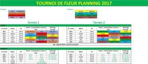 Planning TDF 2017