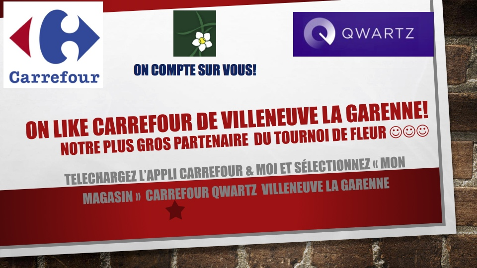 Like Carrefour Qwartz