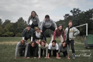 Pyramide de bénévoles TDF 2016